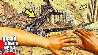 КОНЕЦ СВЕТА В САН АНДРЕАС !!! СТРАШНОЕ ЗЕМЛЕТРЯСЕНИЕ РАЗРУШИЛО ЛОС САНТОС GTA SAN ANDREAS !!!