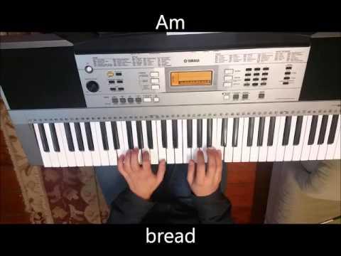 Doe a Deer (Do - Re - Mi) -  Sound of Music - piano chords and lyrics