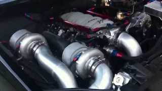 Twin Turbo LSX Grand National