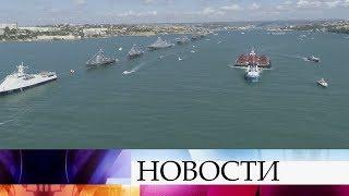 Уникальная морская операция: транспортировка железнодорожной арки Крымского моста.