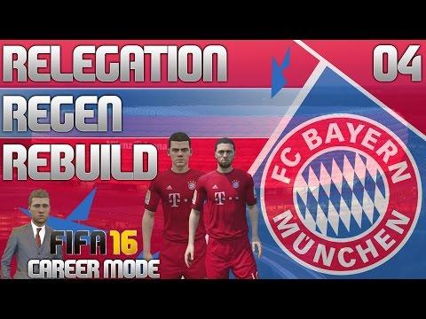 FIFA 16 Bayern Munich Career Mode - RRR - E04