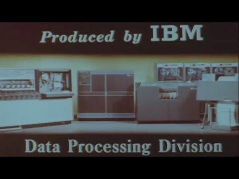 1959 IBM Historical Banking System Full Movie