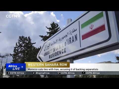 Morocco cuts ties with Iran over Western Sahara