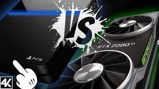 PS5 POTENTE COME UNA RTX 2080 TI