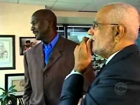 Michael Jordan (Age 42) One On One Interview With Ed Bradley (2005)