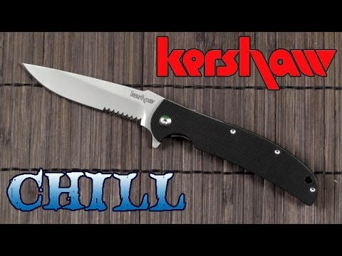 Kershaw Chill – Lightweight EDC folding knife (review)