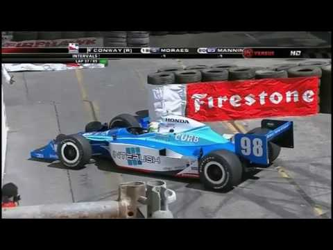 IndyCar Busts: Stanton Barrett