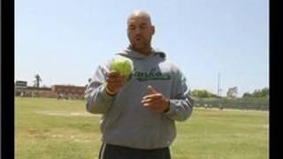 Advanced Softball Pitching : Softball Pitching: Screwball Grip