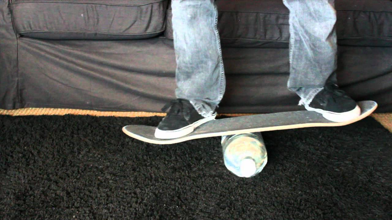 How To Build A Balance Board Youtube