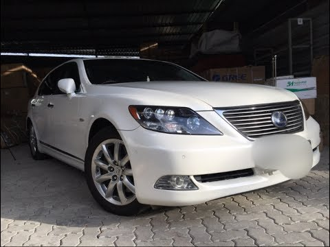 2009 Lexus Ls600hl Pebble Beach Edition Start Up And In Depth ...