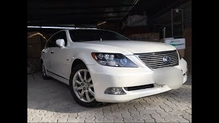 Lexus LS 600H 2010 Videos