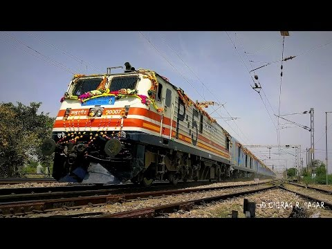 BOUNCE BACK 2016 | FASTEST TRAINS OF INDIAN RAIL | WELCOME 2K17