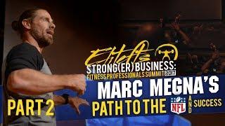 Marc Megna's Path To The NFL  [Part 2]   elitefts.com