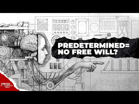 If Everything is Determined How Can We Have Free Will?