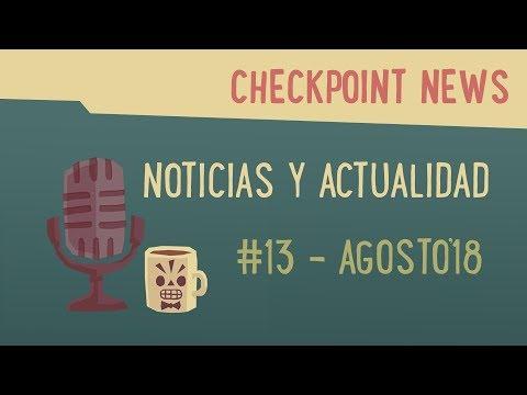 Noticias videojuegos: CheckPoint News #13