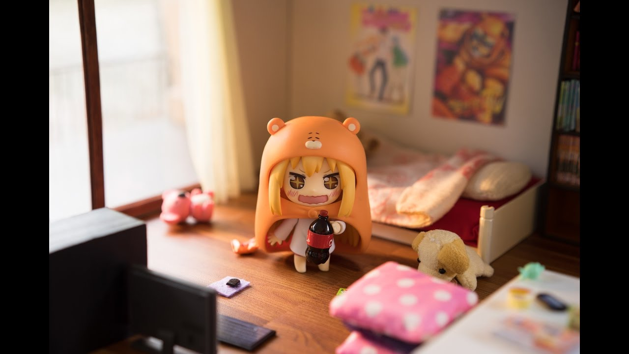 Himouto Umaruchan Bedroom in the Anime  DIY Dollhouse