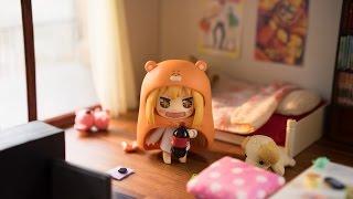 Himouto! Umaru-chan Bedroom in the Anime - DIY Dollhouse Miniature