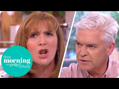 Phillip Struggles to Break Up Intense Gender Neutral School Uniform Debate | This Morning