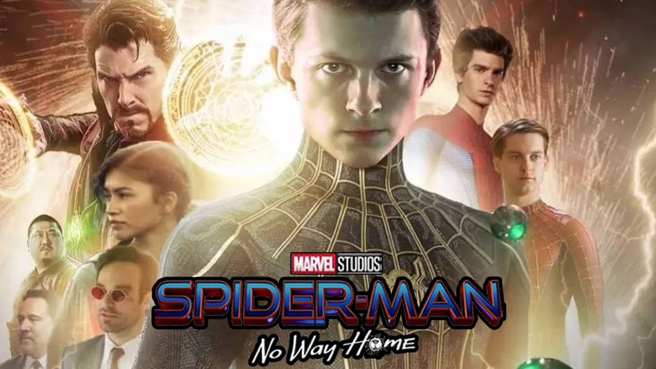 Download Spider-Man No Way Home LEAKED VIDEO Tobey & Andrew Dialogue!