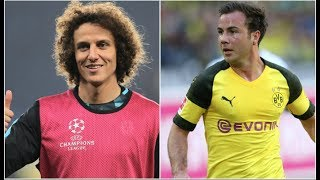 £18m  David Luiz Bid Rejected & Arsenal Interested In World Cup Winner Gotze! | AFTV Transfer Daily