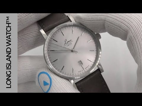 Exclusive Piece for Collectors - Laco Automatic Dress watch with Miyota 9015