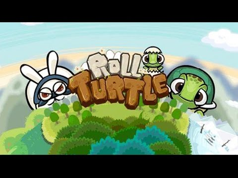 Roll Turtle [Android/iOS] Gameplay (HD)