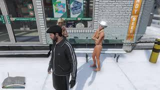 Grand Theft Auto V | Московская область. Наши дни. Эпический квест в поисках пивчанского.