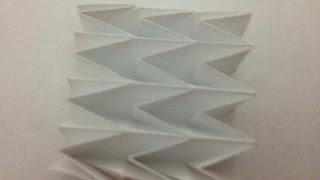 Origami Arrow Pattern (greenart4) - Demo