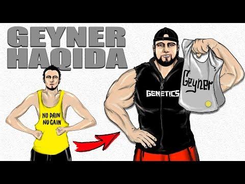 GEYNER HAQIDA