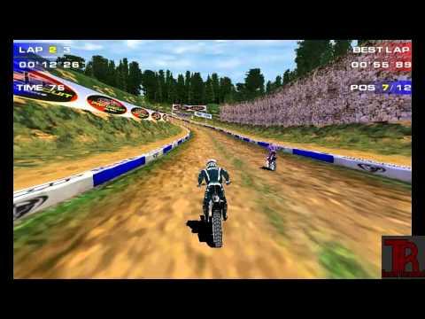 Moto Racer 2 gameplay