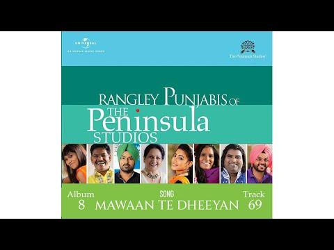 MawaanTeDheeyan by DollyGuleria, Sunaini &RheaRangleyPunjabis of ThePeninsulaStudios
