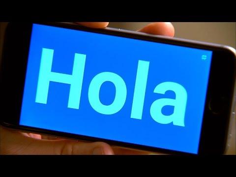 Hold conversations using Google Translate