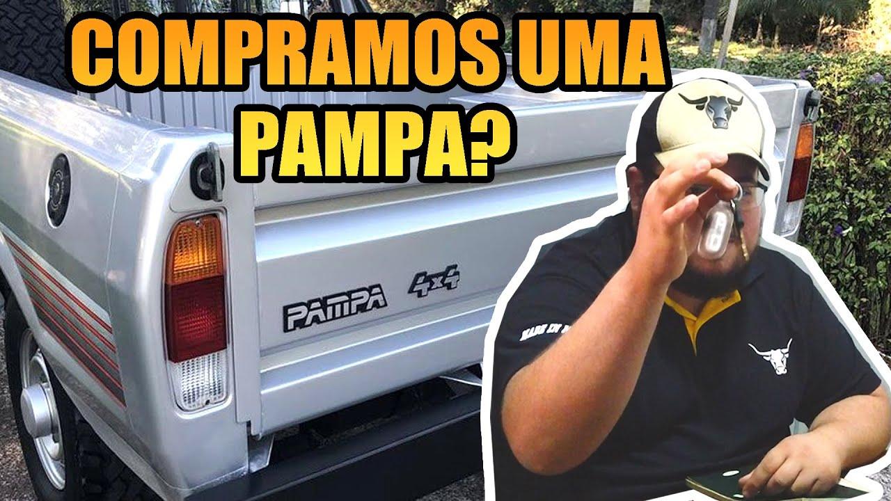 COMPRAMOS UMA PAMPA?    Project Mud T2 - EP01