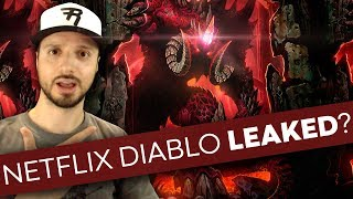 New Diablo Leak; Netflix Animated Series; Path of Exile Players Upset; War On Lootboxes; & more...