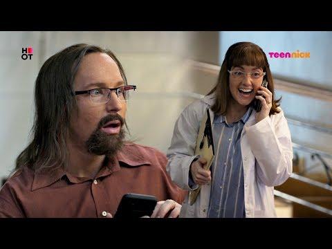 פוראבר 2: ההמצאה החדשה של בתיה | סצינת הסיום של עונה 2 | טין ניק