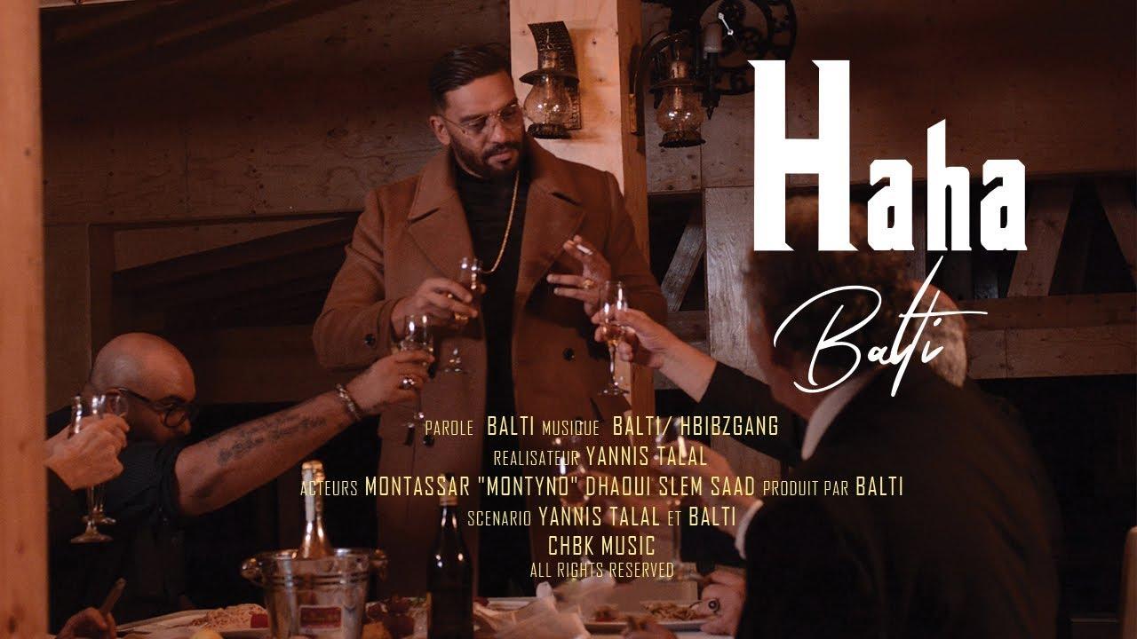 Balti - Haha (Official Music Video)
