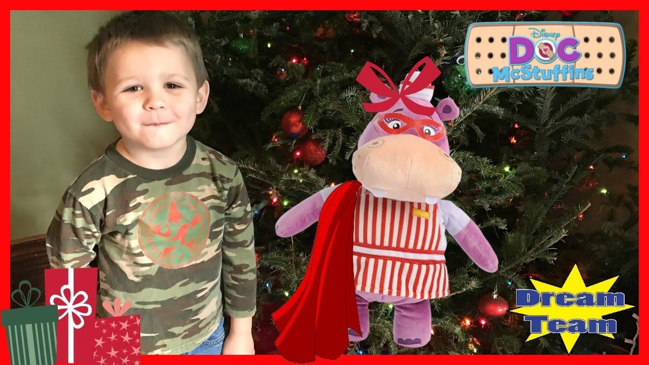 Doc Mcstuffins, I Want A Hippopotamus For Christmas, Dream Team ...