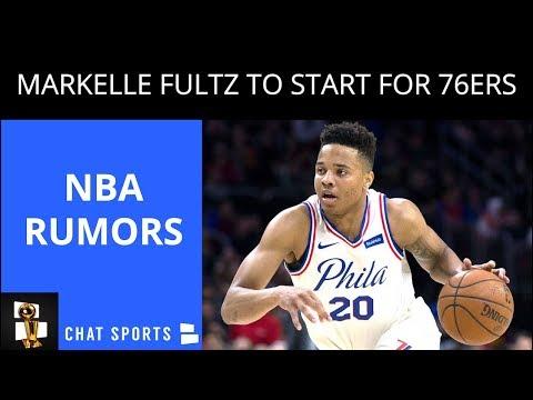 NBA Rumors: Jimmy Butler Trade, Paul Allen Passes Away, Markelle Fultz Starts For 76ers