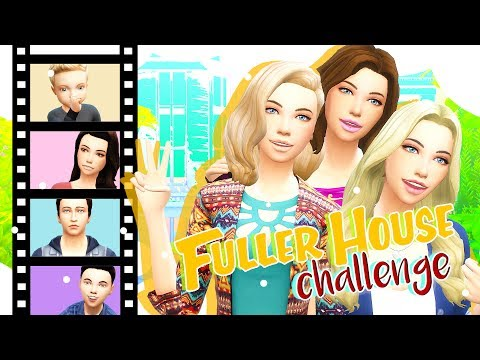 EVERYWHERE YOU LOOK // LET'S PLAY: FULLER HOUSE CHALLENGE // PART 1