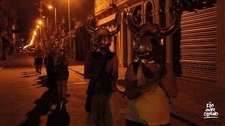 Rio Overground, Chapitre 2 :  Boiada, performance de Ronald Duarte