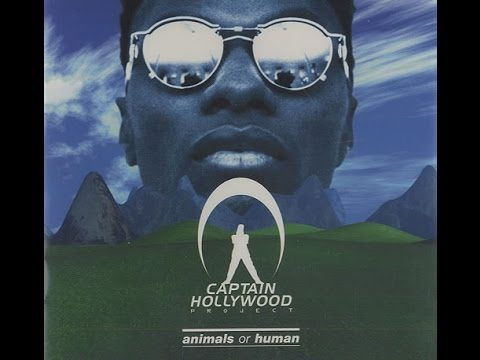 Captain Hollywood Project ‎– Animals Or Human