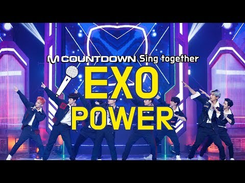 [MCD Sing Together] EXO - Power Karaoke Ver.