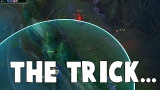 MadLife SHOWS THE NEW WARD TRICK In League of Legends... | F...