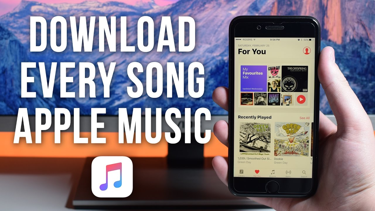 How to Download Every Song in Apple Music