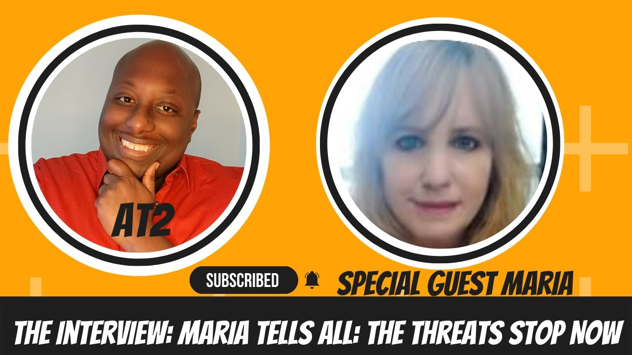 Download The Interview: Maria Tells All: History With Cooter Brown John & Real   THE THREATS STOP NOW
