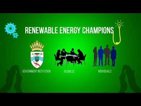 Renewable Energy to Achieve a Climate-resilient Guyana