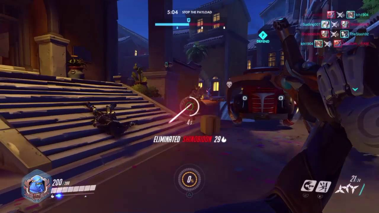 how to get better with genji ult
