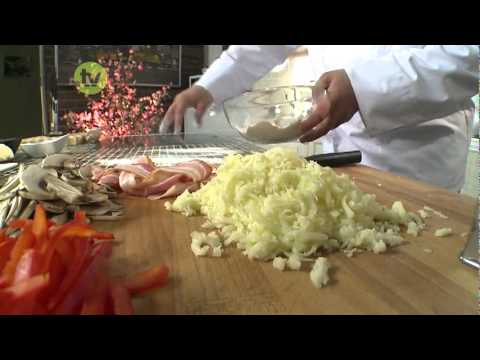 Пицца особая с беконом на сайте e-da.tv