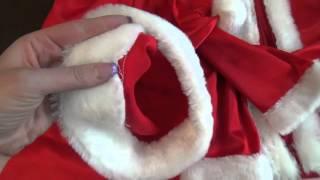 Красивый карнавальный костюм для ребенка: Санта Клаус
