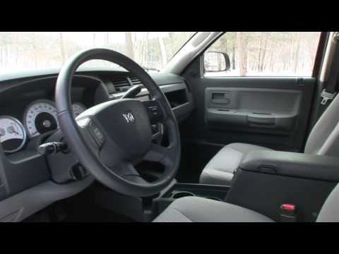2010 Dodge Dakota Test Drive